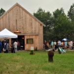 Barn Party Rocks Through the Rain at Tops'l Farm