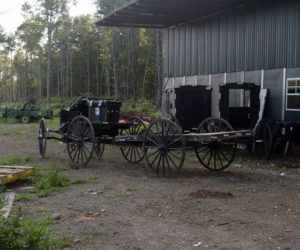 Amish Population Quadruples in Whitefield