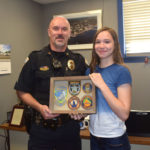 Now Safe at School, Grateful WMHS Student Thanks Officer
