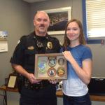 Now Safe at School, Grateful WMHS Student Thanks Officer