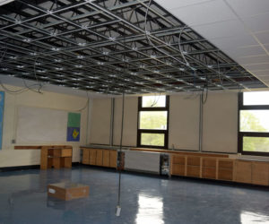 Wiscasset School Department's $1.55 Million Energy Project Underway