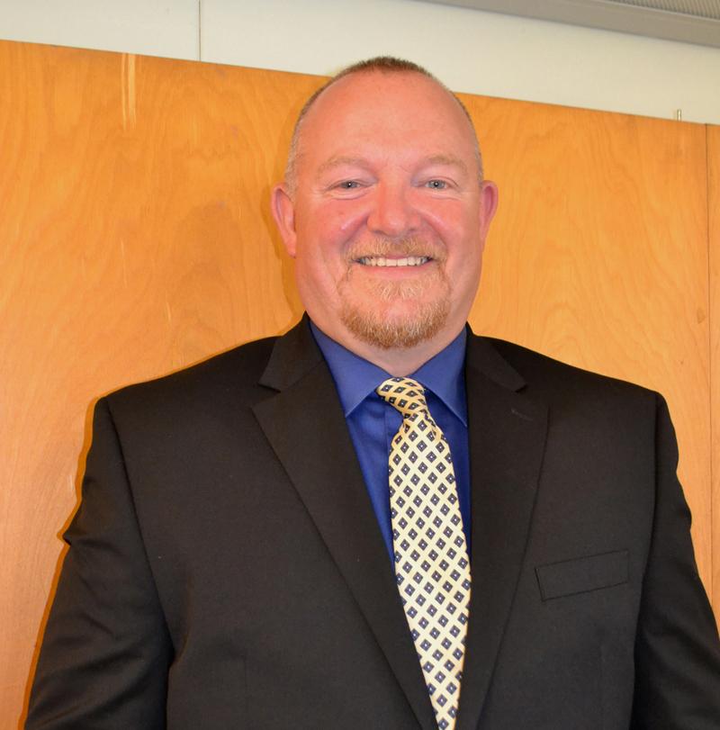 Larry Hesseltine will start work as Wiscasset's new police chief Sept. 4. (Charlotte Boynton photo)