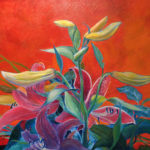 'Color Play' Show Enlivens Stable Gallery