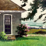 'Cottages & The Maine Coast' Show at Down East Gallery