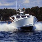 Farrin's Boatshop Launches Lobster Boat 'Tory Lyn'