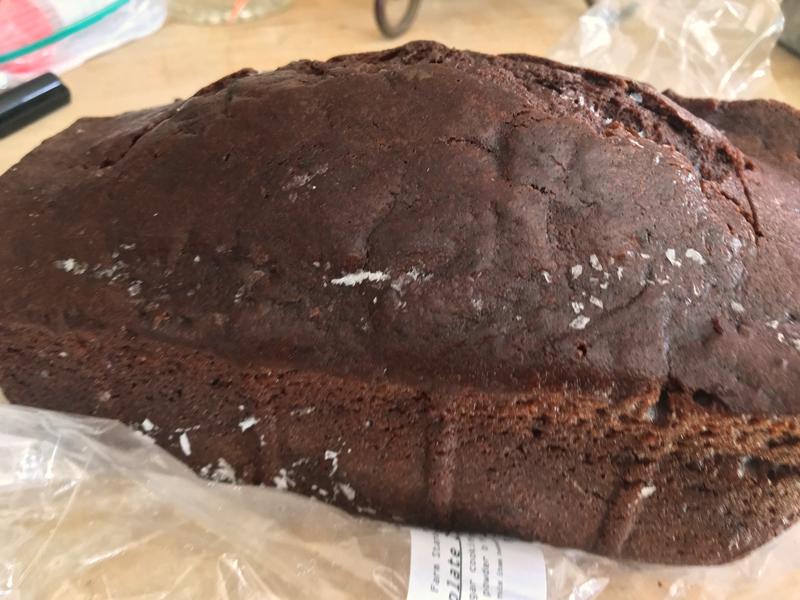 Choco zuke bread from Spear Farms. (Suzi Thayer photo)