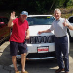 Bristol Lions Golf Tournament Prize is New Jeep Cherokee