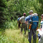 Explore Hills to Sea Trail at Goosepecker Trekker
