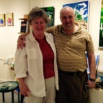Higgins Duo at Saltwater Artists Gallery