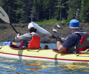 PWA Paddlers Kayaking Trip is Sept. 8