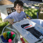 Free Kids Activity at Savory Maine for Art Walk