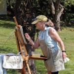 Kilburn to Host 'Guests on the Lawn' Art Demos and Sale