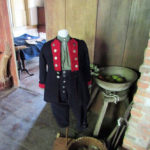 New Exhibit at Chapman-Hall House Features Clothing from 1750-1830