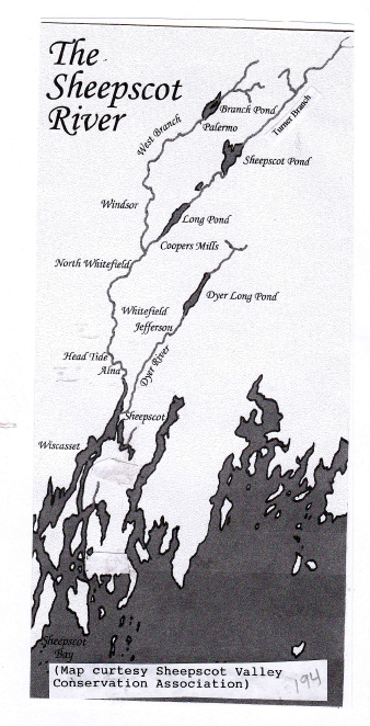 (Map courtesy Sheepscot Valley Conservation Association)