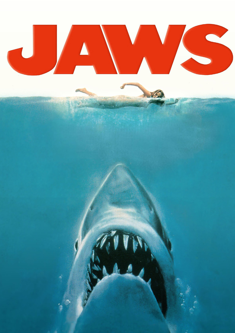 """Watch the classic """"Jaws"""" at Skidompha Library for free."""