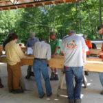 Timber Frame Workshop at Hidden Valley Nature Center