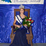 Whitney Dow Crowned Maine Wild Blueberry Queen