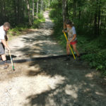 Youth Conservation Corps Completes Season of Water-Quality Improvements