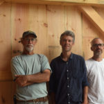 Alna Man Uses Fallen Trees, Traditional Methods to Build Barn