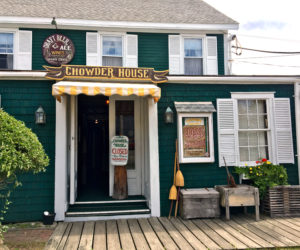 Boothbay Harbor's Chowder House Closes After 40 Years