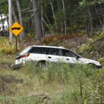 Bremen Rollover Sends One to Hospital