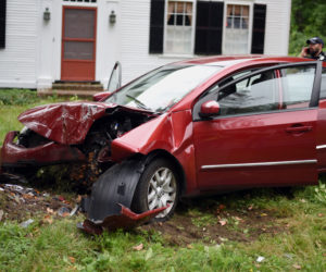 Medical Emergency Cause of Bristol Road Crash