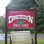 Dresden Elementary Gets a New Dragon