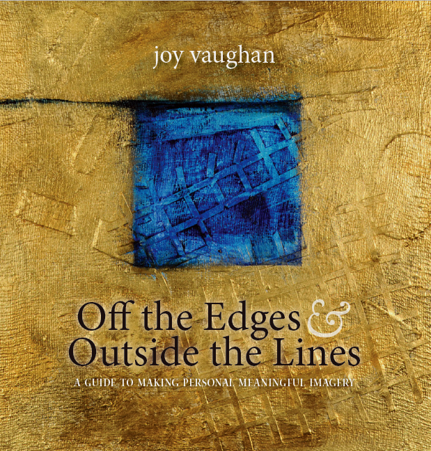 The front cover of Joy Vaughan's new book. (Christine LaPado-Breglia photo)