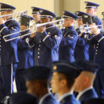 USAF Heritage of America Brass Band in Concert Oct. 13