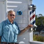 Longtime Damariscotta Barber Opens Shop at Waldoboro Home