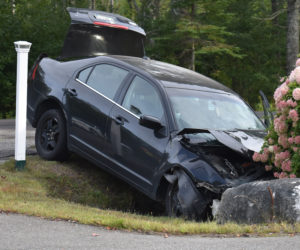 Four Transported to Miles after Waldoboro Collision