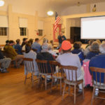 Westport Island Turns Out For Hearing on Vision Statement