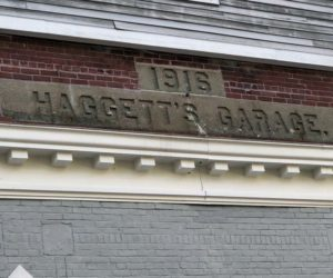 DOT Expects Demolition of Haggett's Garage to Begin