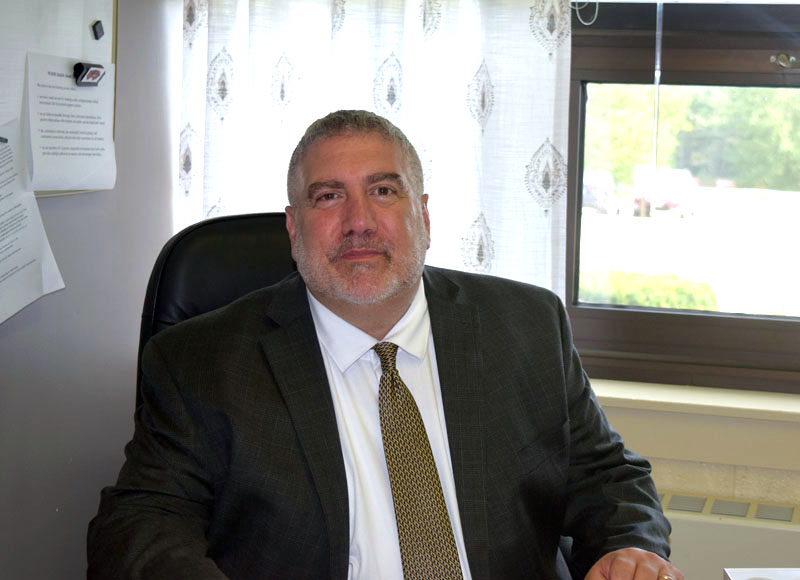 New Wmhs Principal Talks Goals For School S Future The Lincoln County News