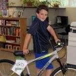 Bikes for Books Winners Announced
