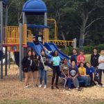 LA Boarding Students Pitch in at Community Service Weekend