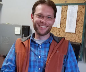 Electrician Brian Papineau Joins MCES