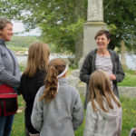 Bristol Fifth-Graders Hear Tales of Colonial History
