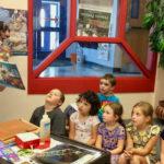 Dr. Booklove Visits Nobleboro Central School