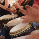 Drum Circle at River Arts to be Led by Kitty Hartford