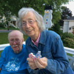 Fossetts Celebrate 64 Years Together