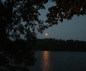 Midcoast Conservancy to Host Full Moon Paddle