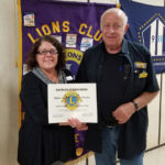 Gallagher Guest Speaker at Lions Meeting
