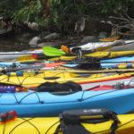 PWA Kayak Trip During Great Maine Outdoor Week
