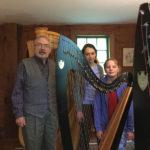 Head Tide Harp Ensemble to Grace Wiscasset Art Walk