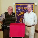 Bristol Area Lions Raffle Winners