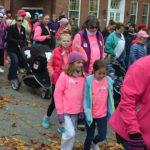 Making Strides Against Breast Cancer Walk is Oct. 21