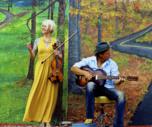 Nouveaux Honkies to Perform in Damariscotta