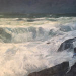 Pemaquid Point Paintings Featured at Pemaquid Art Gallery