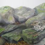 Thelander, Babb Paintings on View at Pemaquid Art Gallery